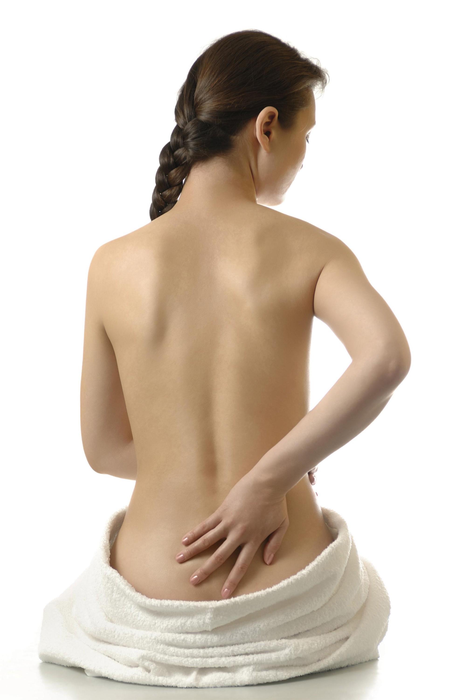 Боль в низу спины
