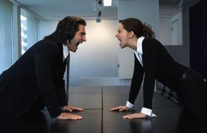 Конфликты на работе и пути их решения